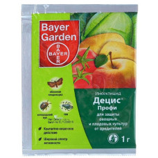 Децис Профи 1гр/Bayer Garden