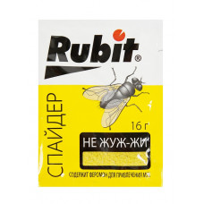 Приманка от мух и муравьев Спайдер 16гр/Rubit