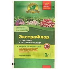 ЭкстраФлор Щитовка и паутинный клещ 1гр/Дар света