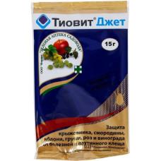 Тиовит Джет 15гр/Зеленая аптека садовода