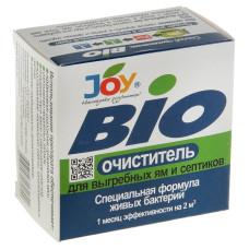 Биоочиститель для выгребных ям и септиков 40гр/JOY