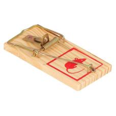 Мышеловка деревянная малая 2шт KX-9005/Mouse Trap