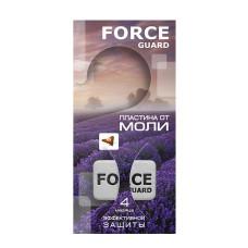 Пластина от моли Антимоль подвесная 1шт/Force Guard